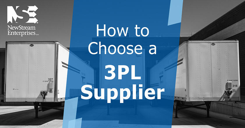 How to choose a 3PL supplier