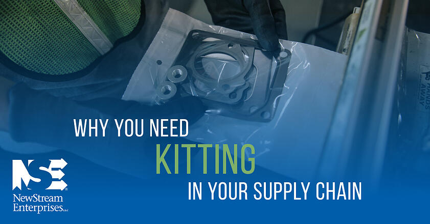 Why you need kitting in your supply chain