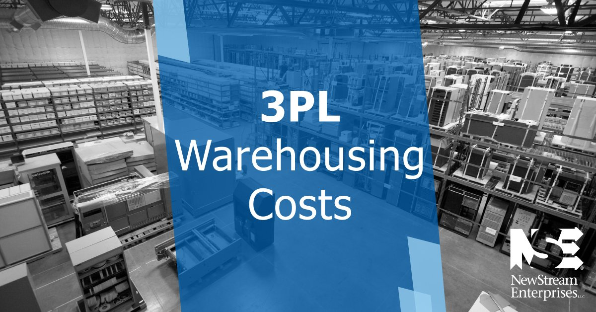 3PL Warehousing Costs