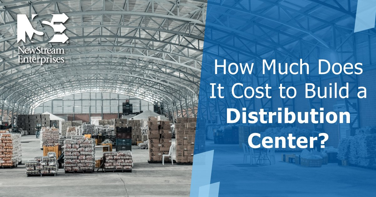 How Much Does It Cost to Build a Distribution Center?
