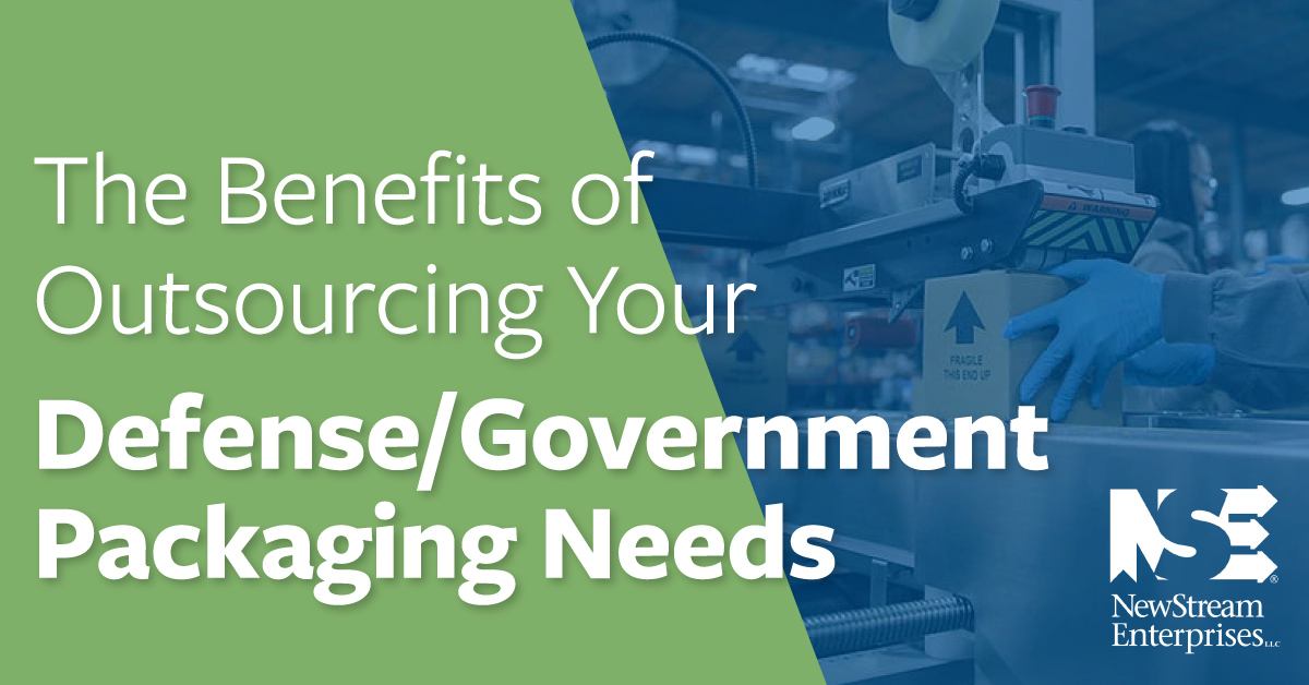 Outsourcing Defense Packaging Services
