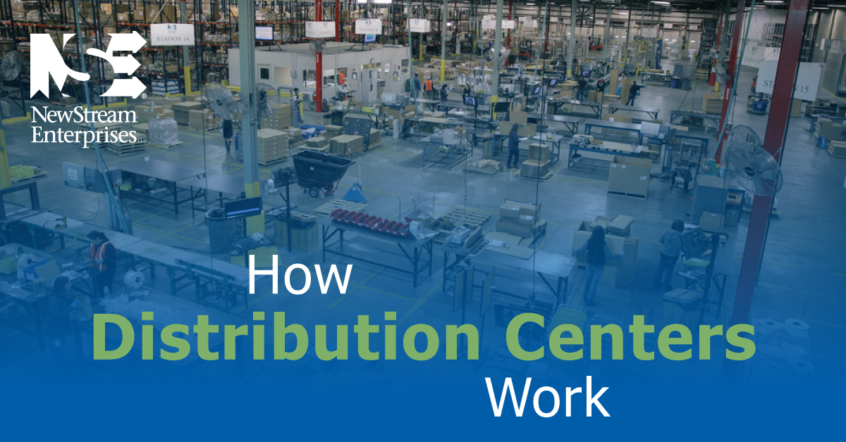 How Distribution Centers Work