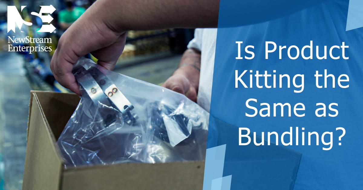 Is Product Kitting the Same as Bundling?