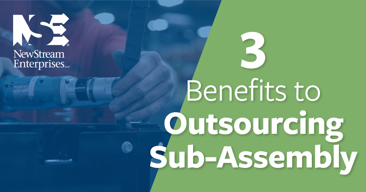 Outsourcing Sub-Assembly Services