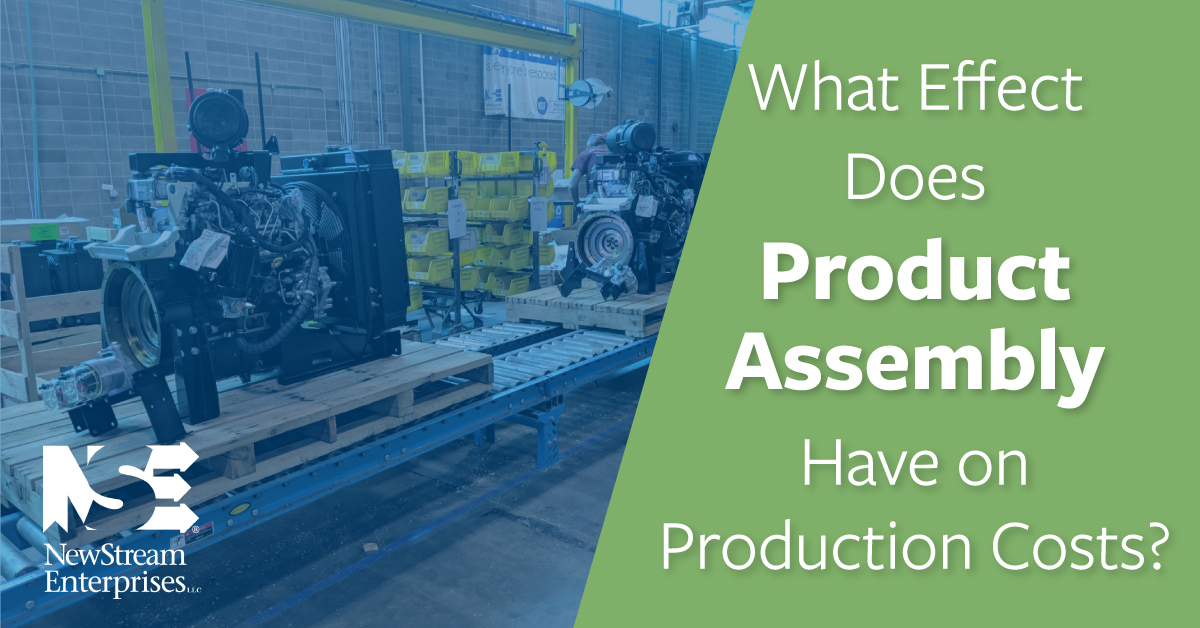 What Effect Does Product Assembly Have on Production Costs?