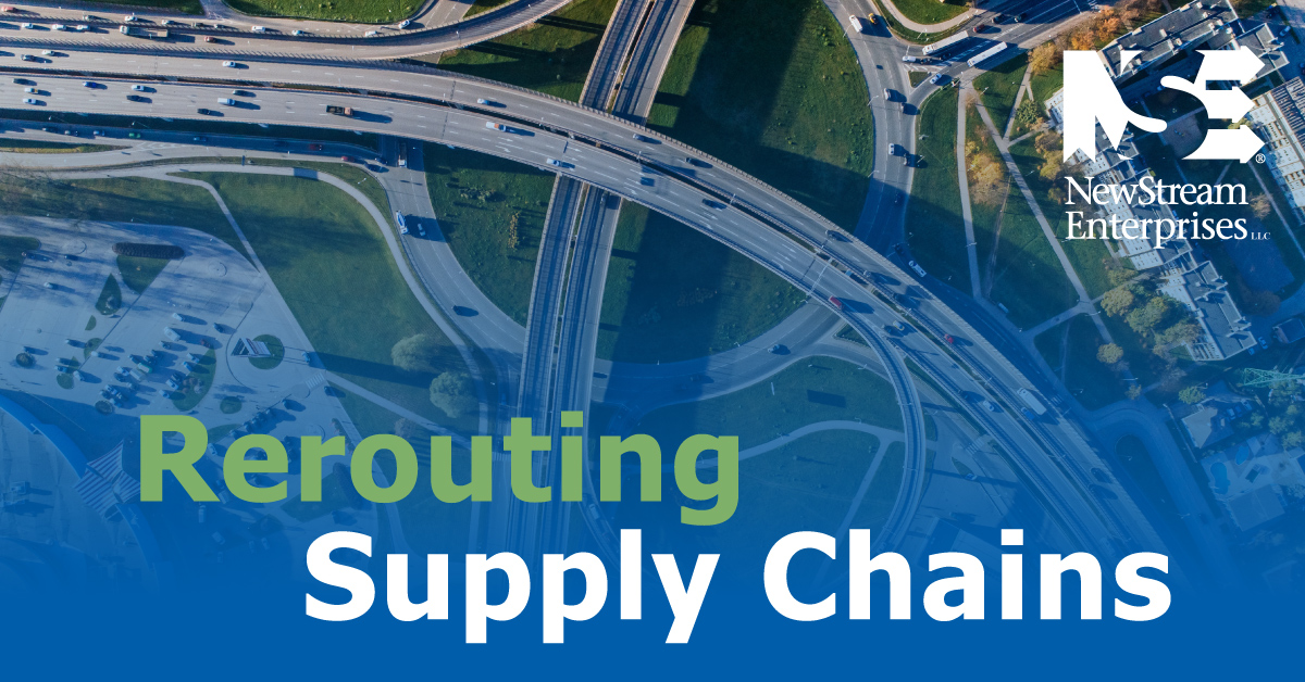 Rerouting Supply Chains