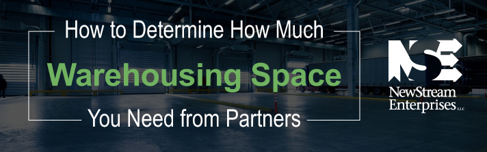 How much warehouse space do i need?