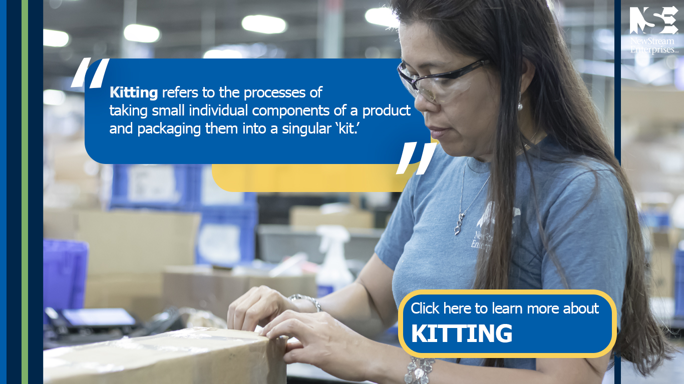 What Products Typically Require Kitting Services?