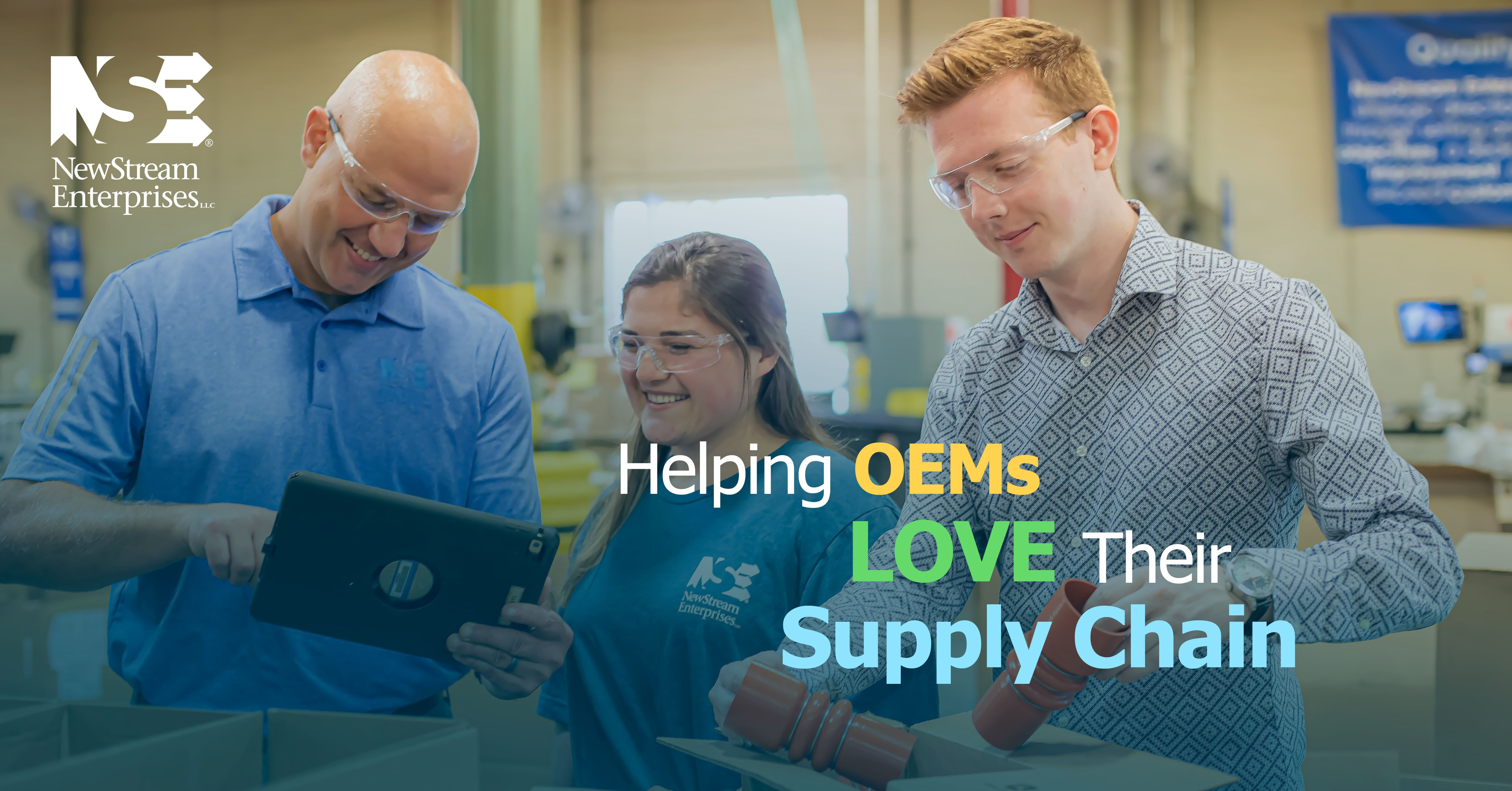 Love your supply chain title graphic