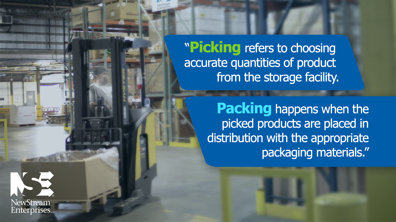 How to Determine Pick and Pack Warehousing Rates