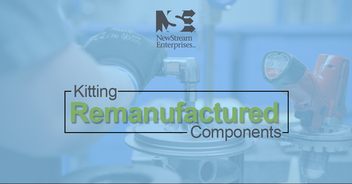 kitting reman components