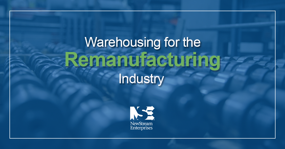 warehousing for the reman industry
