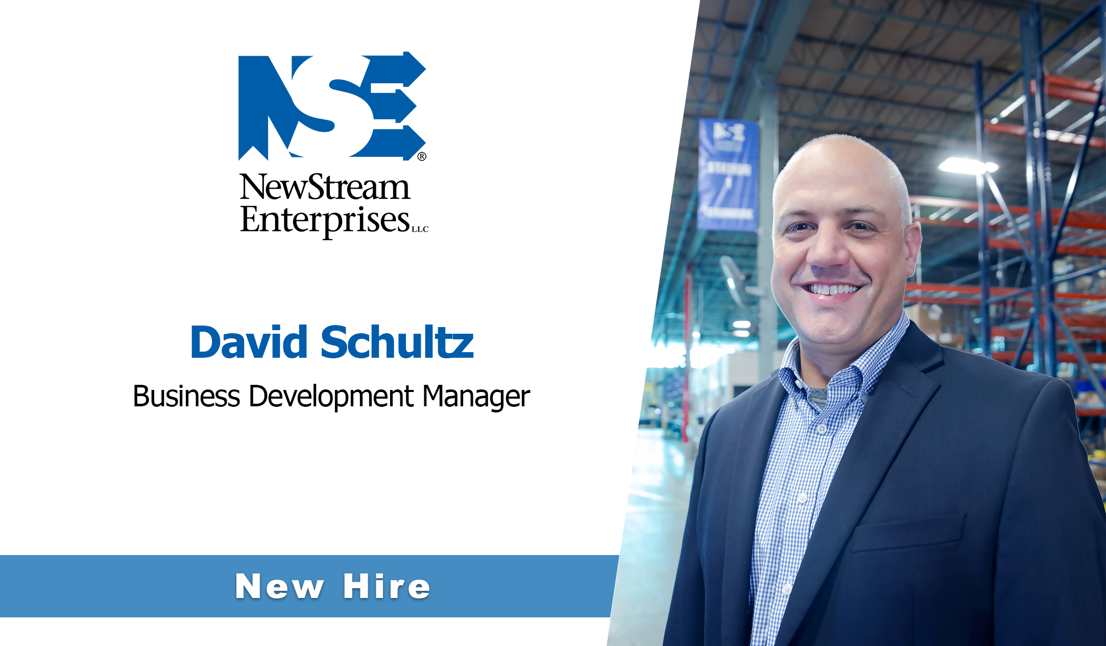 Business Development Manager-David Schultz