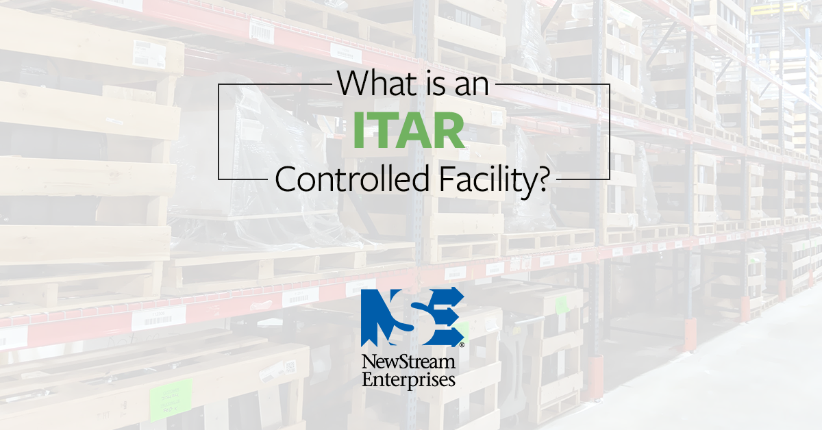 what is an itar controlled facility